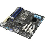 Asus P10S-M Server Motherboard - Intel Chipset - Socket H4 LGA-1151 - Micro ATX - 1 x Processor Support - 64 GB - 2.1 (P10S-M)