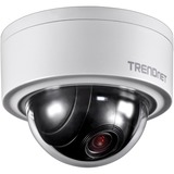 TRENDnet TV-IP420P 3 Megapixel Network Camera - Color, Monochrome - Motion JPEG, H.264 - 2048 x 1536 - 2.80 mm - 12 m (TV-IP420P)
