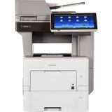 Ricoh MP 601SPF Laser Multifunction Printer - Monochrome - Plain Paper Print - Desktop - Copier/Fax/Printer/Scanner - (U2T06E)