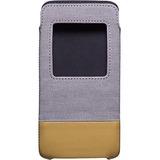 BlackBerry DTEK50 Smart Pocket, Grey/Tan