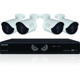 Night Owl Lite B-10HLDA-841-1080 Video Surveillance System - Digital Video Recorder, Camera - 1 TB Hard Drive - 30 Fp (B-10LHDA-841-1080)