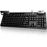 Adesso EasyTouch 630RB - Smart Card & Magnetic Stripe Reader Keyboard