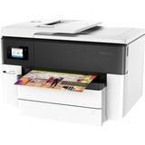 HP Officejet Pro 7740 Inkjet Multifunction Printer - Color - Plain Paper Print - Desktop - Copier/Fax/Printer/Scanner (G5J38A#B1H)