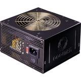 Coolmax 550W 120MM Fan ATX Power Supply - Black