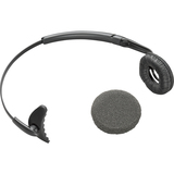 Plantronics Uniband Headband with Leatherette Ear Cushion For Wireless Headsets (66735-01)