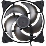 Cooler Master MasterFan Pro 140 Air Pressure - 140 mm - 2800 rpm82.2 CFM - 36 dB(A) Noise - POM Bearing - 4-pin PWM - (MFY-P4NN-15NMK-R1)