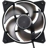 Cooler Master MasterFan Pro 120 Air Pressure - 120 mm - 2750 rpm62.1 CFM - 36 dB(A) Noise - POM Bearing - 4-pin PWM - (MFY-P2NN-15NMK-R1)