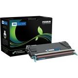 Clover Technologies High Yield Cyan Toner Cartridge for Lexmark C520/C522/C524/C534