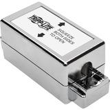 Tripp Lite Cat5e/6 Shielded Surface-Mount Junction Box, 110 IDC