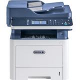 Xerox WorkCentre 3335/DNI Laser Multifunction Printer - Monochrome - Plain Paper Print - Desktop - Copier/Fax/Printer (3335/DNI)