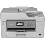 Brother Business Smart Pro MFC-J5830DW Multifunction Printer - Color - Duplex - Multi-functional Inkjet Printer - 35p (MFCJ5830DW)