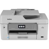 Brother Business Smart Pro MFC-J6535DW Multifunction Printer - Color - Inkjet - Duplex - Multi-functional Inkjet Prin (MFCJ6535DW)