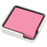 "Post-it® Note Holder, 3"" x 3"", White"