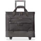 "bugatti Business Carrying Case (Roller) for 17"" Notebook - Black"