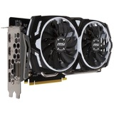 MSI Armor NVIDIA GeForce GTX 1060 Graphic Card