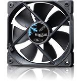 Fractal Design Dynamic X2 GP-12 Black - 120 mm - 1200 rpm52.3 CFM - 19.4 dB(A) Noise - LLS Bearing - 3-pin (FD-FAN-DYN-X2-GP12-B)