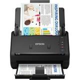Epson WorkForce ES-400 Sheetfed Scanner - 300 dpi Optical - 30-bit Color - 16-bit Grayscale - 35 ppm (Mono) - 35 ppm (B11B226201)