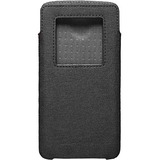 BlackBerry DTEK60 Genuine Leather Smart Pocket, Black