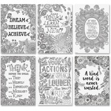 Creative Teaching Press Color-Me Inspire U Posters