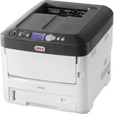 Oki C712dn LED Printer - Color - 1200 x 600 dpi Print - Plain Paper Print - Desktop - 37 ppm Mono / 35 ppm Color Prin (62447801)