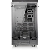 Thermaltake The Tower 900 Computer Case - Full-tower - Black, Transparent - Hot Dip Galvanized Steel - 9 x Bay - 2 x (CA-1H1-00F1WN-00)