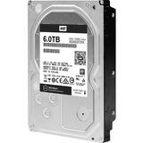 WD Black 6TB Performance Desktop Hard Disk Drive - 7200 RPM SATA 6Gb/s 128MB Cache 3.5 Inch - WD6002FZWX - 7200rpm - (WD6002FZWX)