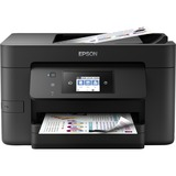 Epson WorkForce Pro WF-4720 Inkjet Multifunction Printer - Color - Plain Paper Print - Desktop - Copier/Fax/Printer/S (C11CF74201)