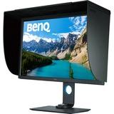 BenQ 31.5 inch 4K Adobe RGB Color Management Photo Editing Monitor SW320