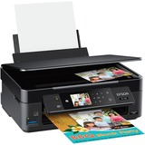 Epson Expression Home XP-440 Inkjet Multifunction Printer - Color - Plain Paper Print - Desktop - Copier/Printer/Scan (C11CF27201)