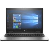 HP ProBook 650 G3 15.6in LCD Notebook - Intel Core i7 (7th Gen) i7-7600U Dual-core (2 Core) 2.80 GHz - 8 GB DDR4 SDRA (1BS02UT#ABA)
