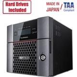 Buffalo TeraStation TS5210DN SAN/NAS Server