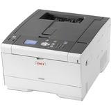 Oki C532dn LED Printer - Color - 1200 x 1200 dpi Print - Plain Paper Print - Desktop - 31 ppm Mono / 31 ppm Color Pri (62447101)