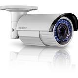 TRENDnet TV-IP340PI 2 Megapixel Network Camera - Color, Monochrome - 98.43 ft Night Vision - H.264, Motion JPEG - 192 (TV-IP340PI)
