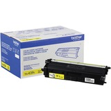 Brother TN439Y Original Toner Cartridge - Yellow - Laser - Ultra High Yield - 9000 Pages (TN439Y)