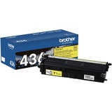 Brother TN436Y Original Toner Cartridge - Yellow - Laser - Standard Yield - 6500 Pages - 1 Each (TN436Y)
