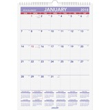 At-A-Glance Monthly Wall Calendar