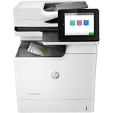 HP LaserJet M681dh Laser Multifunction Printer - Color - Plain Paper Print - Desktop - Copier/Printer/Scanner - 50 pp (J8A10A#BGJ)