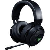 Razer Kraken 7.1 V2 Headset - Stereo - Black - USB - Wired - 32 Ohm - 12 Hz - 28 kHz - Over-the-head - Binaural - Cir (RZ04-02060200-R3U1)