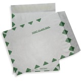 "ALL-STATE LEGAL Tyvek Flat Envelopes - 100/Box 10"" x 13"", Tyvek Envelope, 14 lb., FIRST CLASS Border, Open End, Pull & Close, 100/BX"