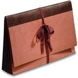 Fibre-Guard Expanding Wallets with Cloth Tie