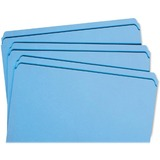 ALL-STATE LEGAL Top Tab Colored Folders, Straight Cut