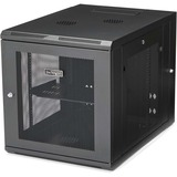 StarTech.com Wallmount Server Rack Cabinet - Hinged Enclosure 12U - Wallmount Network Cabinet - 32in Deep - Use this (RK1232WALHM)