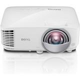 BenQ MX825ST 3D Ready Short Throw DLP Projector - 720p - HDTV - 4:3 - Front - Interactive - 200 W - 5000 Hour Normal (MX825ST)