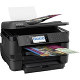 Epson WorkForce WF-7720 Inkjet Multifunction Printer - Color - Plain Paper Print - Desktop - Copier/Fax/Printer/Scann (C11CG37201)