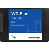 WD Blue 3D NAND 1TB PC SSD - SATA III 6 Gb/s 2.5IN/7mm Solid State Drive - 560 MB/s Maximum Read Transfer Rate - 530 (WDS100T2B0A)
