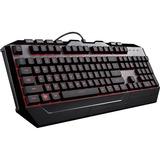 Cooler Master Devastator 3 Keyboard & Mouse - USB 1.1 Cable English (US), International - Black - USB 2.0 Cable Optic (SGB-3000-KKMF1-US)
