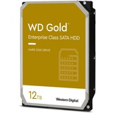 WD Gold 12TB Enterprise-class Hard Drive SATA 6 Gb/s 7200 RPM 256MB Cache 3.5-Inch Form Factor - 7200rpm - 256 MB Buf (WD121KRYZ)