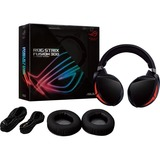 ROG Strix Fusion 300 Headset - Stereo - USB, Mini-phone - Wired - 32 Ohm - 20 Hz - 20 kHz - Over-the-head - Binaural (ROGSTRIXFUSION300)