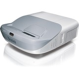 BenQ MW864UST 3D Ready Ultra Short Throw DLP Projector - 1080p - HDTV - 16:10 - Front - Interactive - 240 W - 3000 Ho (MW864UST)