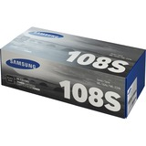 HP MLT-D108S Toner Cartridge - Alternative for Samsung MLT-D108S (MLT-D108S/XAA) - Black - Laser - 1500 Pages (SU786A)